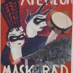 Arabia Maskerad