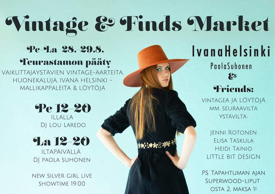 Vintage & Finds Market